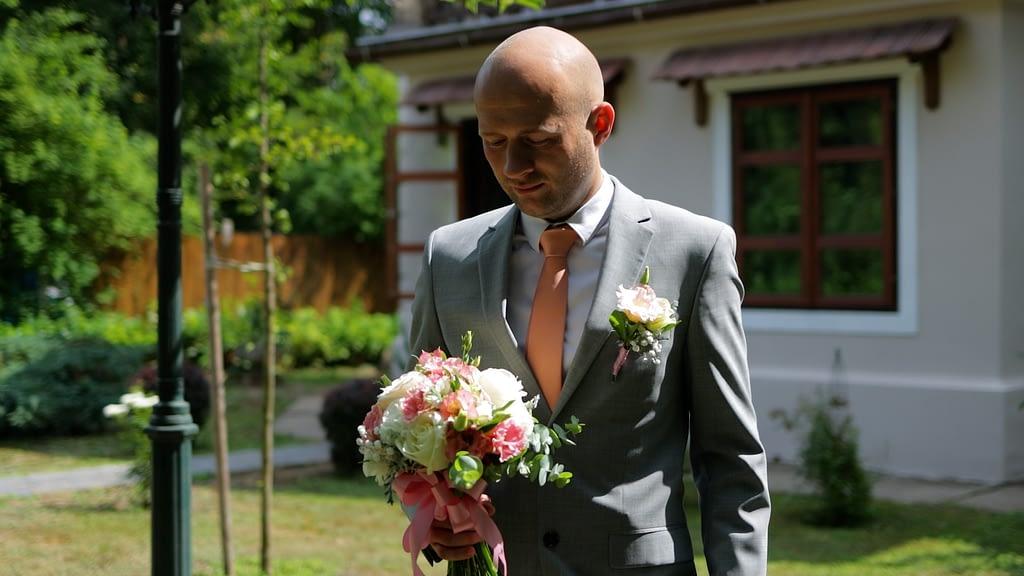 Esküvői Videó Zebegényben, Matykó várja Menyasszonyát