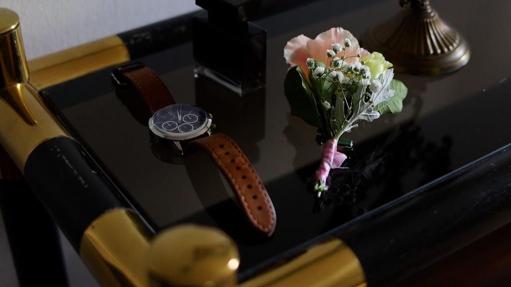 Esküvői Videó Zebegényben, Férj kellékei